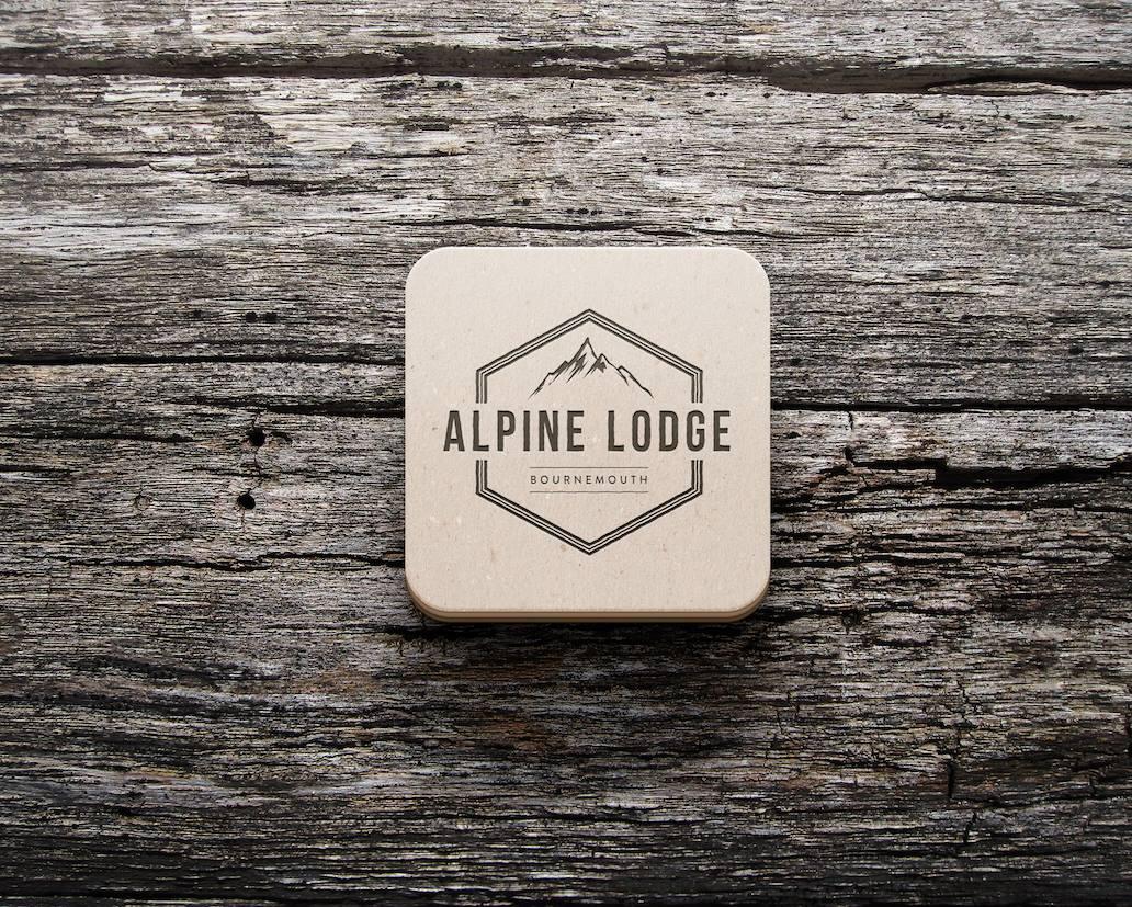 Alpine Lodge Logo