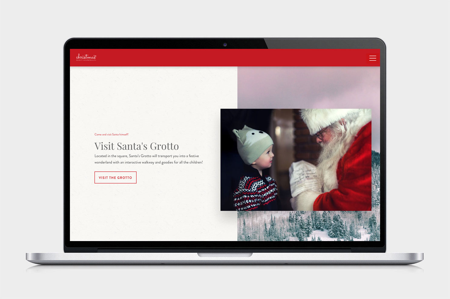 Christmas Website Project 2