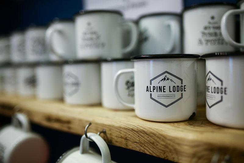Alpine Lodge Cups