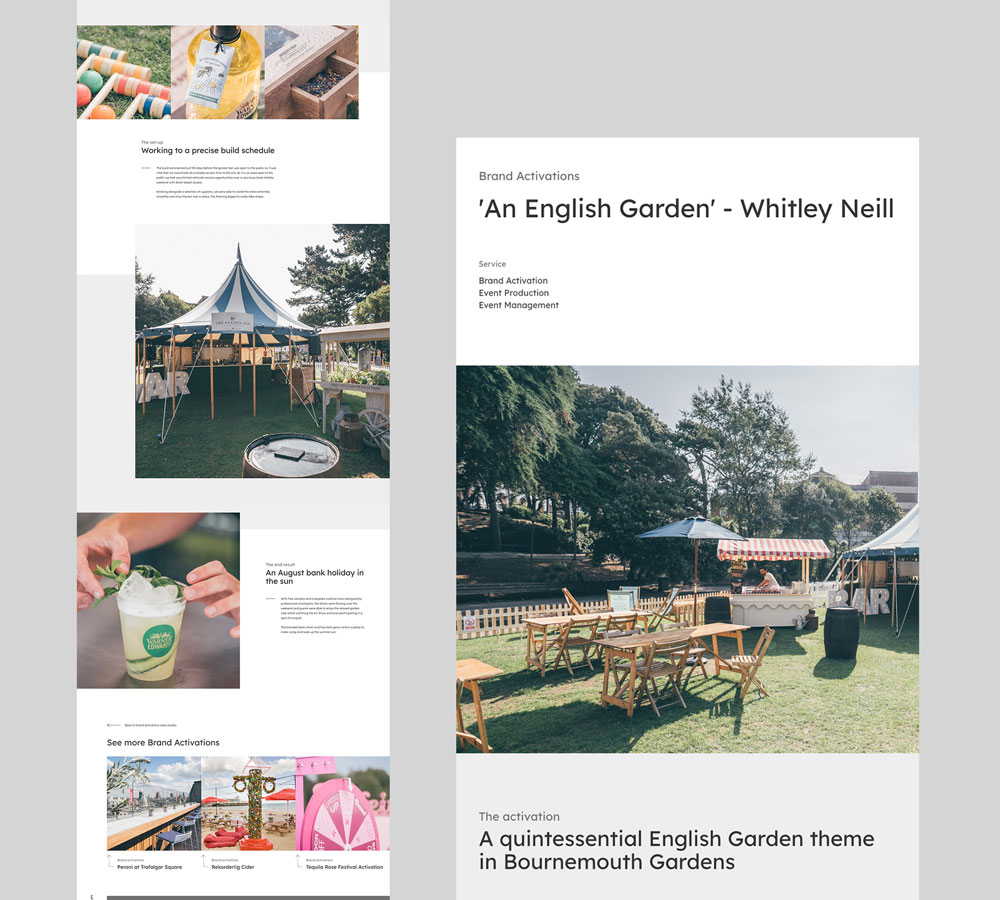 seventa english country garden