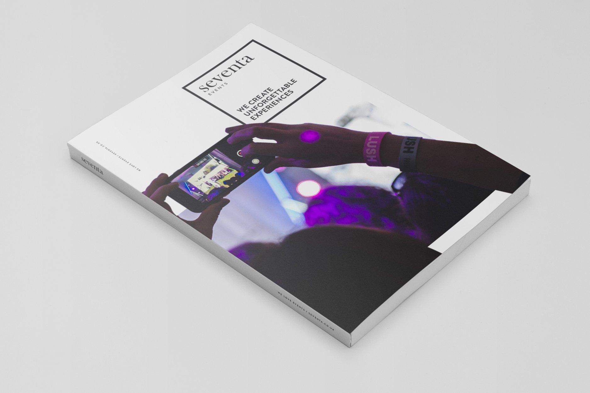 Seventa Events Brochure